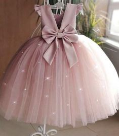 Soft Pink Dress, Blush Flower Girl Dresses, Dusty Pink Dresses, Tulle Flower Girl, Little Girl Dresses, Girls Dresses, Pink Tutu, Flower Girls, Toddler Dress