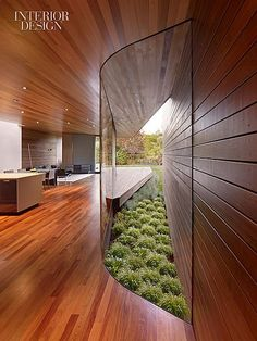 Menlo Park residence by Terry & Terry Architecture in Menlo Park, California. Photo by Bruce Damonte
