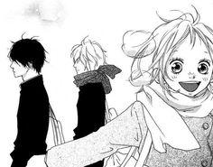 #strobe edge #shoujo #romance #manga #anime