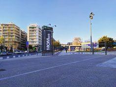 #menoumespiti  . #greece #thessaloniki #inthessalonikicom #agapaothessaloniki #thesstips #mobilephotography #cityphotography #sunnyday #bluesky #beautiful #happy #emptycity #emptystreets City Photography, Mobile Photography, Greece Thessaloniki, Sunny Days, Empty, Times Square, About Me Blog, Street View, Travel