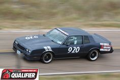 Dan Howe's 1984 Monte Carlo SS will be competing in the 2012 OUSCI