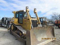 2007 Caterpillar D6R Dozer at B&R Equipment.  Call Milo for more details http://www.brequipmentco.com 8173791340 #dozer #bulldozer #heavyequipment #constructionequipment #cat #caterpillar #catdozer #d6r #heavyequipmentphotos