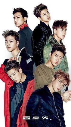 Find images and videos about kpop, wallpaper and background on We Heart It - the app to get lost in what you love. Yg Entertainment, Mamamoo, K Pop, Kanye West, Bobby, Album Digital, Koo Jun Hoe, Kim Jinhwan, Jay Song