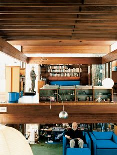 Moon to Moon: The Home of.. Architect Ray Kappe