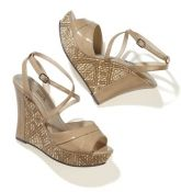 wedge sandals!