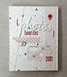 Jolie idée de mini ...: http://www.lescrapdemarina.fr/mini-album-photos-favorites/