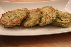 Croquettes de brocoli à la cacahuète