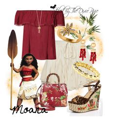 Designer Clothes, Shoes & Bags for Women Disney Character Outfits, Disney World Outfits, Disney Themed Outfits, Character Inspired Outfits, Cute Costumes, Disney Costumes, Disney Inspired Fashion, Disney Fashion, Moana Outfits