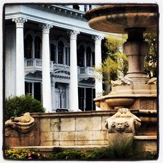 The Bellamy Mansion in Downtown Wilmington NC
