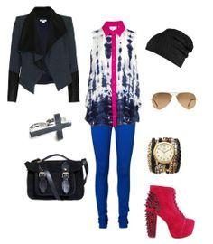April outfit