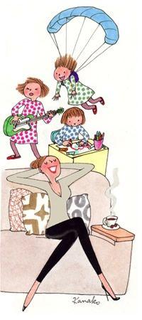 Les meilleures activités pour enfants à faire pendant les vacances Illustration Parisienne, Paris Illustration, Baby Illustration, My Little Kids, My Little Paris, Girly, Portfolio, Book Making, Happy Girls