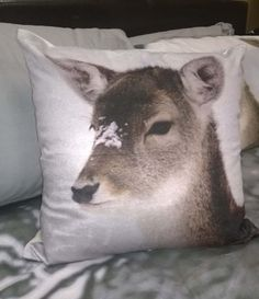 Find new range of bedding on sale price at Yorkshire Line & create a new look in your bedroom with our bed linen. Buy Bed, Bed Linen Sets, Beds For Sale, Cushion Covers, Linen Bedding, Reindeer, Cushions, Throw Pillows, Animals