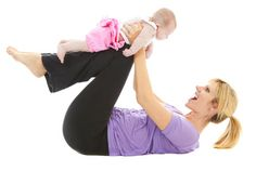Best postpartum workouts for new moms