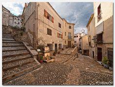 Barrio Mediaval de Bocairent. (Comunidad Valenciana)
