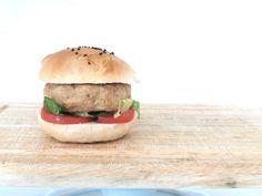 Arabafelice in cucina!: Burgers di pollo e ceci