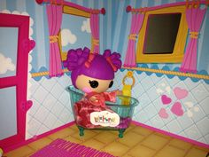 Exceptional Great Find For Anyone Looking For Lalaloopsy Furniture! I Bought This Tub  At Target ( · Dollhouse ...