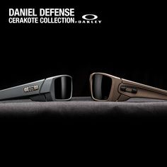Daniel Defense Cerakote Collection by Oakley