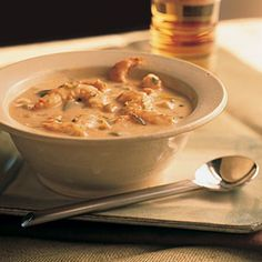 Thai Shrimp Bisque | CookingLight.com