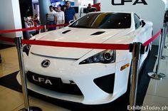 The Festive Philippine International Motor Show 2016 Lexus Lfa, Cars, Vehicles, Autos, Car, Car, Automobile, Vehicle, Trucks