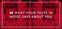 Afraid that people are judging you based on your taste in music on a date? They are. Here's what they're thinking.