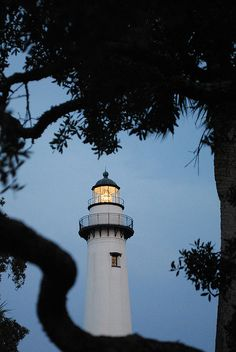 The St. Simons Island Light is a lighthouse on the southern tip of St. Simons Island, Georgia, United States.