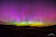Aurora Borealis - Dunfanaghy, Co. Donegal, Ireland