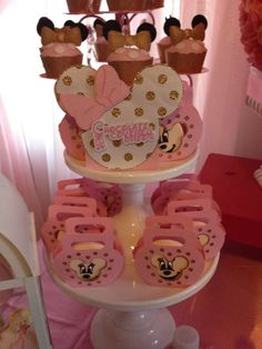 minnie mouse Ballerina Birthday Party Ideas | Photo 9 of 20 | Catch My Party