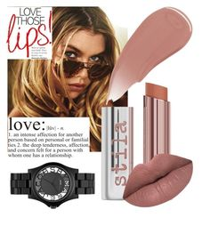 Designer Clothes, Shoes & Bags for Women Marc Jacobs, Burberry, Lipstick, Nude, Polyvore, Beauty, Wall, Design, Women