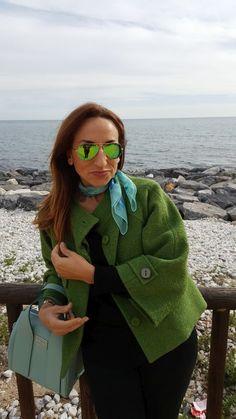 Gafas Ray Ban verdes PalomaTrends