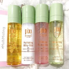 Pixi Beauty Skin Mist Collection