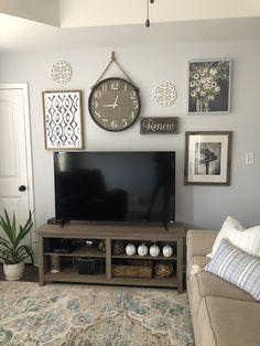 28 Best wall decor above tv images