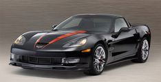 C6 Corvette custom paint and graphics | GM builds one-off Hero Edition Corvette ZR-1 for Kids Wish Network ...