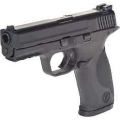 Smith & Wesson M&P 9mm Pistol   Academy dad has one ...very light weight even with bullets