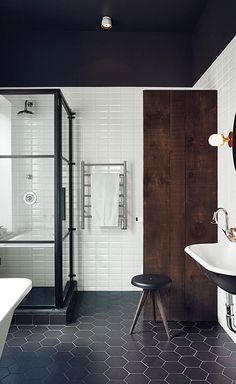 When we think of beauty in the home, few of us think of bathrooms. And there's no getting around the fact that a beautiful bathroom seems an oxymoron of sorts due to the fact that 1) we often don't have a lot of space to make our bathrooms beautiful, 2) pinterest gives us extremely unrealistic... Read More