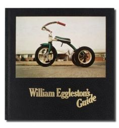William Eggleston's Guide $39.95 Eggleston's Guide was the first one man show of color photographs ever presented at The Museum of Modern Art and the Museum's first publication of color photography. These photographs heralded a new mastery of the use of color as an integral element of photographic composition.