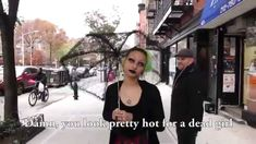 10 Hours Walking in NYC as a Goth
