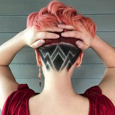 19 Edgy Undercut Designs and Hairstyles for Women in 2020 Shaved Hair Designs Designs edgy hairstyles Undercut WOMEN Undercut Hairstyles Women, Undercut Long Hair, Undercut Pixie, Cool Hairstyles, Undercut Women, Shaved Undercut, Wedding Hairstyles, Shaved Nape, Updo Hairstyle