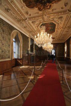Prague 1 - Wallenstein Palace(Valdštejnský palác) - Knight hall