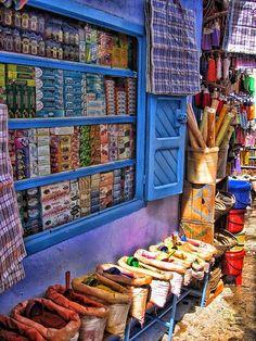 Salones de te en Tanger Morocco