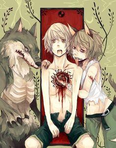 guro   wolf boys