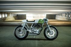The bike that launched a workshop: this Canadian build is one of the best Yamaha XS400s we've ever seen.