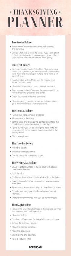 Holiday Organization and Free Printable Planners - Page 2 of 2 - Princess Pinky Girl