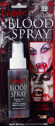 Spray Blood