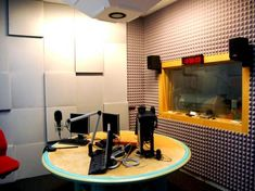 Puma soundproofing Radio booth, Vocal booth, Radio studio broadcasting booth