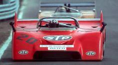 CanAm 1971 . Jo Siffert , Porsche 917-10.
