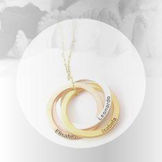 VoVeBoX | isimli kolye, isimli yüzük, gümüş bilezik, aile kolye Jewelery, Personality, Gold Necklace, Jewlery, Jewels, Gold Pendant Necklace, Jewerly, Schmuck, Jewelry