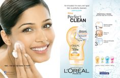 l'oreal paris perfect clean refreshing foaming gel wash
