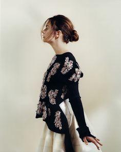 Ruth Wilson | Marie Claire UK Dezembro 2016 | Editoriais - Revistas de Moda