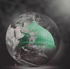 Allah Wallpaper, Galaxy Wallpaper, Iphone Wallpaper, Islamic Status, Beautiful Mosques, Urdu Thoughts, Madina, Islamic Pictures, Mecca