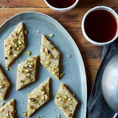 Andrea Nguyen's Cashew and Cardamom Fudge (Kaju Barfi) on Food52